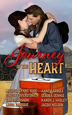 A Reader's Opinion: JOURNEY OF THE HEART, A Collection of Western Romance Short Stories