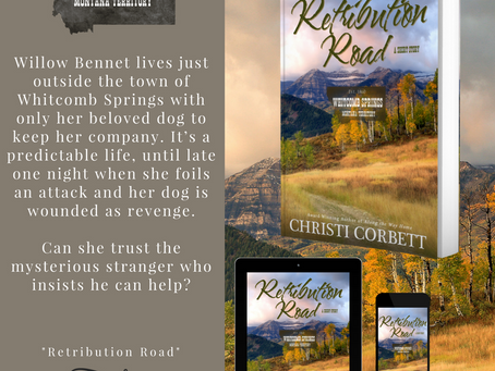 """Retribution Road"" - Christi Corbett"
