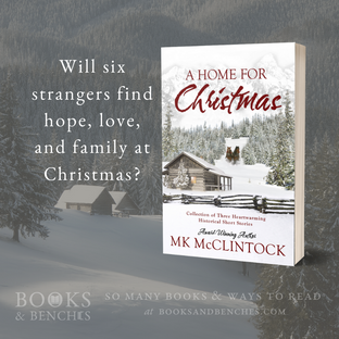 """""""A Gift"""" - A Home for Christmas by MK McClintock - Excerpt"""