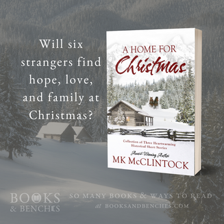 """A Gift"" - A Home for Christmas by MK McClintock - Excerpt"