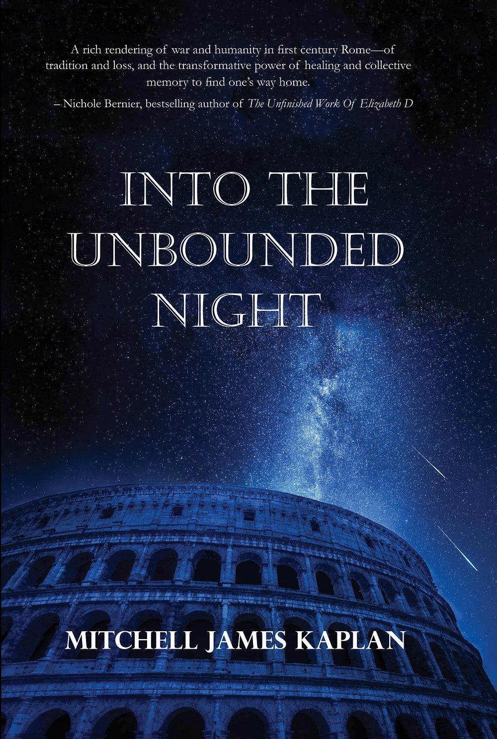 Into the Unbounded Night by Mitchell James Kaplan