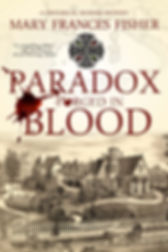Paradox Forged in Blood by Mary Frances