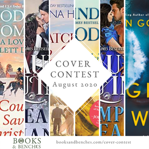 August 2020 Book Cover Contest at Books & Benches