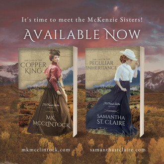 Are You Ready to Meet Cassandra and Rose McKenzie? New Release!