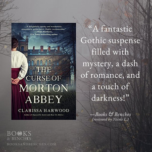 THE CURSE OF MORTON ABBEY by Clarissa Harwood - A Reader's Opinion
