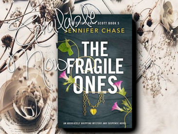 """""""Gripping"""" - THE FRAGILE ONES by Jennifer Chase"""