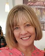 Author Gail Ward Olmsted