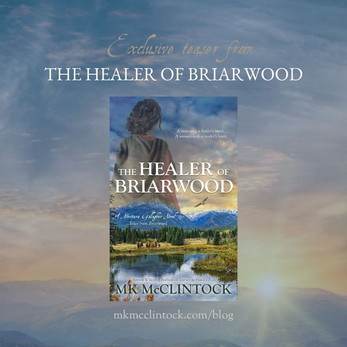 The Healer of Briarwood - Teaser One