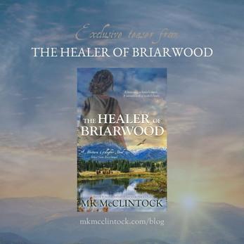 The Healer of Briarwood - Teaser One