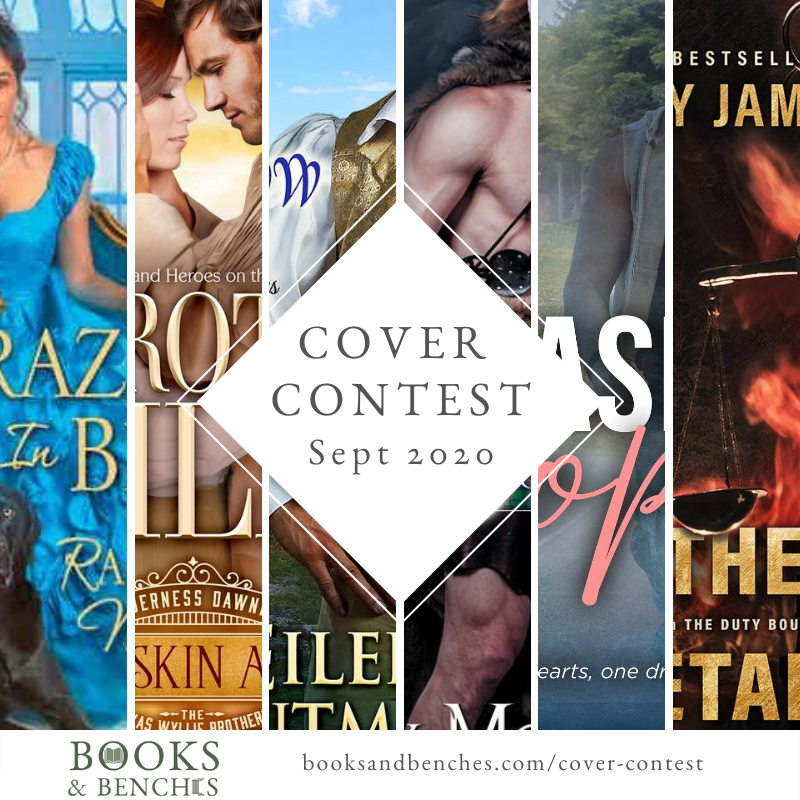 September 2020 Book Cover Contest at Books & Benches