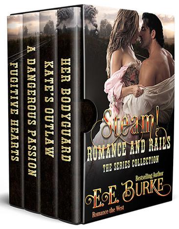 Excerpt: Steam! Romance and Rails by E.E. Burke