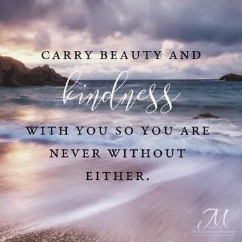Start the Week with Kindness