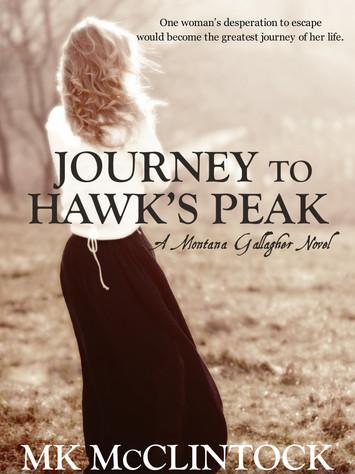 Excerpt Post: JOURNEY TO HAWK'S PEAK, A Historical Romantic Adventure