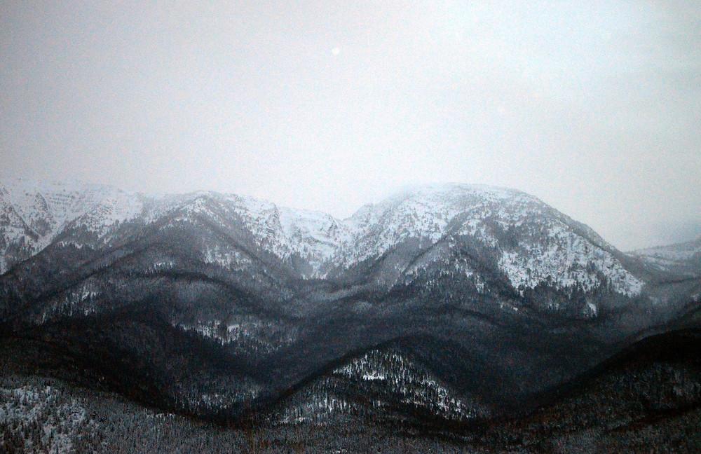 Snowy Mountains ©MK McClintock