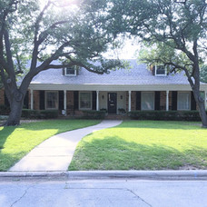 Exterior Painting - After Wichita Falls, Texas