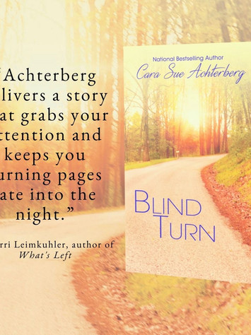 """""""Heart-Wrenching"""" - BLIND TURN by Cara Sue Achterberg  - Excerpt"""