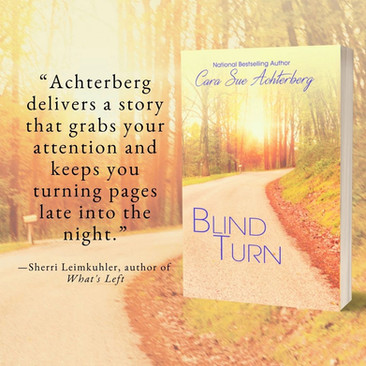 """Heart-Wrenching"" - BLIND TURN by Cara Sue Achterberg  - Excerpt"