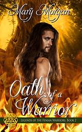 Oath of a Warrior by Mary Morgan