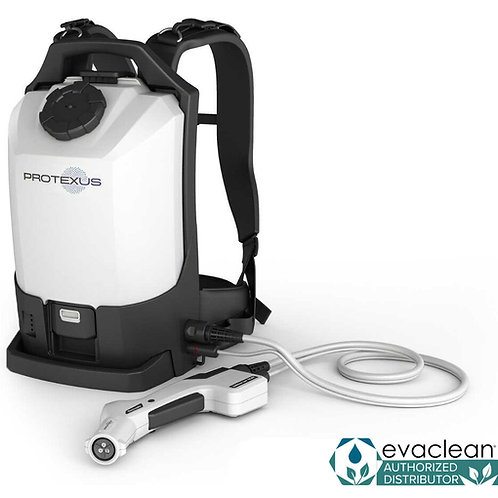 Protexus Electrostatic Backpack Sprayer and PURTABS