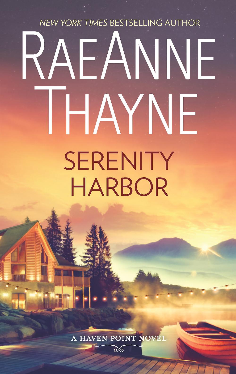 SERENITY HARBOR by RaeAnne Thayne