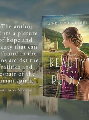 """Impressive"" - Beauty Among Ruins by J'nell Ciesielski - Interview"