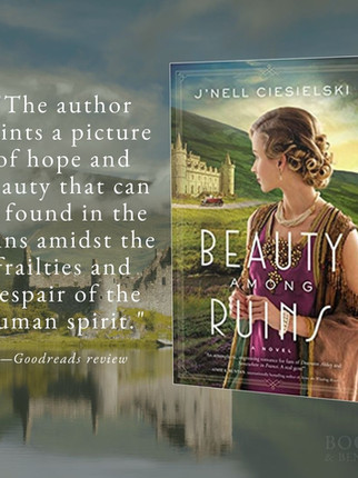 """Impressive"" - Beauty Among Ruins by J'nell Ciesielski - Interview"