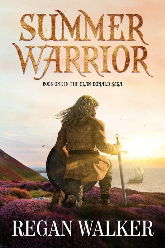 Summer Warrior by Regan Walker