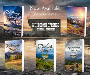"New Release ~""Forsaken Trail"" and More Whitcomb Springs"