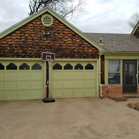Exterior Garage - Before Wichita Falls, Texas