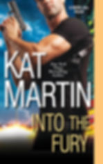 Into the Fury by Kat Martin