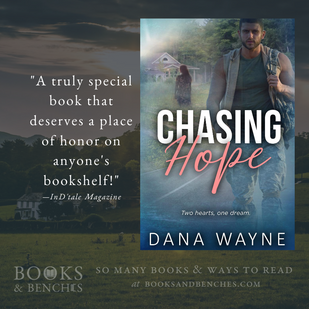 Chasing Hope by Dana Wayne - Interview