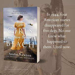 """""""Impeccable"""" - THE GIRLS FROM THE BEACH by Andie Newton - Excerpt"""