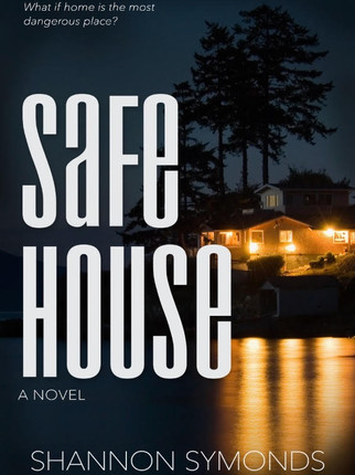 Interview: SAFE HOUSE by Shannon Symonds