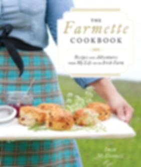 The Farmette Cookbook by Imen McDonnell
