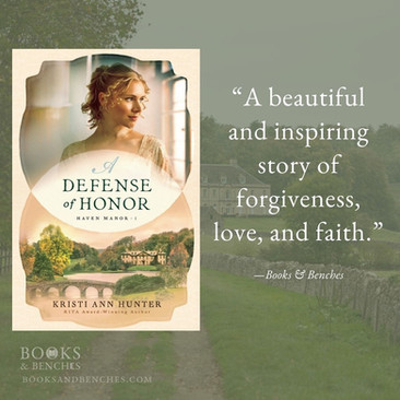 A DEFENSE OF HONOR by Kristi Ann Hunter - A Reader's Opinion