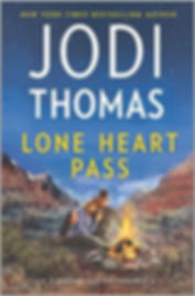 Lone Heart Pass by Jodi Thomas