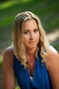 Author Cari Lynn Webb