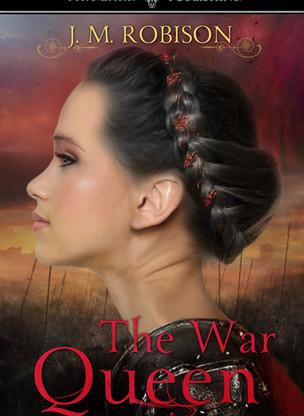 Excerpt Post: THE WAR QUEEN by J.M. Robison
