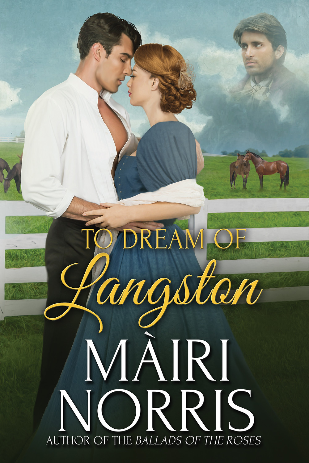 TO DREAM OF LANGSTON by Màiri Norris