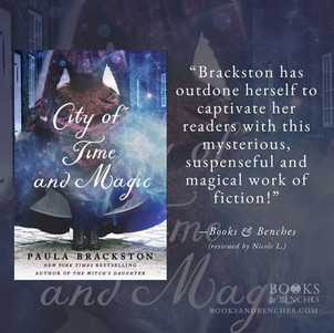 CITY OF TIME AND MAGIC by Paula Brackston - A Reader's Opinion