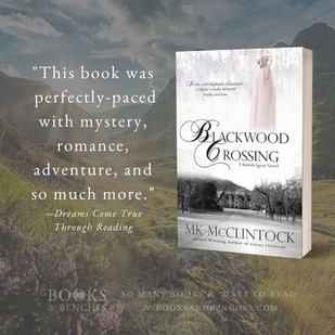 """Bravo"" - Blackwood Crossing by MK McClintock - Excerpt"