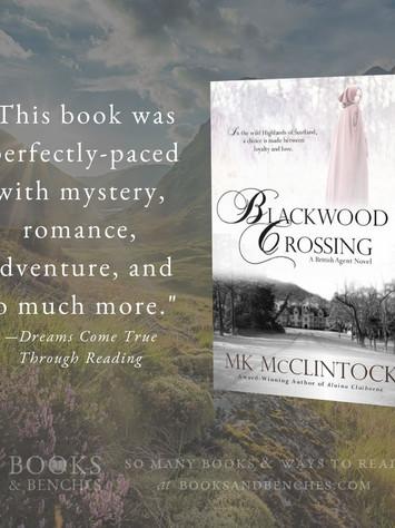 """""""Bravo"""" - Blackwood Crossing by MK McClintock - Excerpt"""