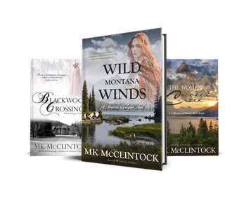A Letter from MK McClintock ~ Character Motivation