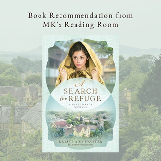 Reading Room: A SEARCH FOR REFUGE by Kristi Ann Hunter