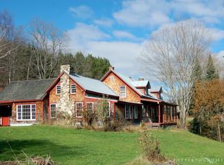 200-Year-Old Vermont Farmhouse Adventure
