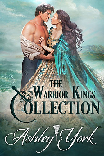 The Warrior Kings Collection_Ashley York