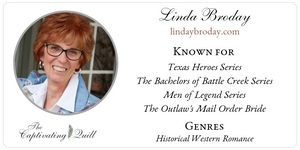 Author Linda Broday