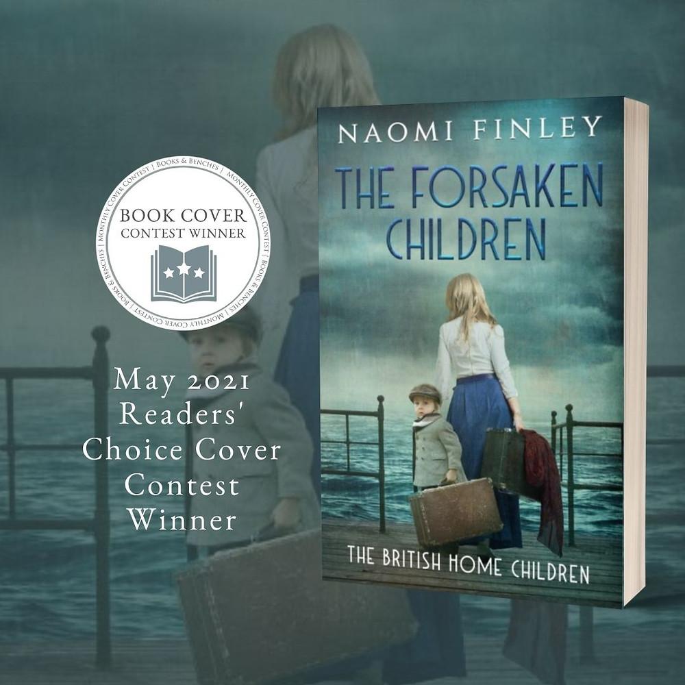 THE FORSAKEN CHILDREN - Cover Contest Winner - May 2021