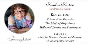 Author Sandra Sookoo