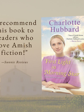 """Refreshing"" - First Light in Morning Star by Charlotte Hubbard - Excerpt"